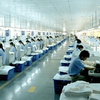 Заказ производства одежды в Китае – насколько сложно, и как быстро